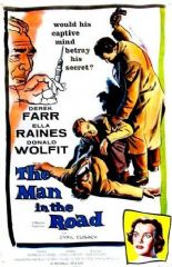 The Man in the Road 1956 DVD - Derek Farr / Ella Raines
